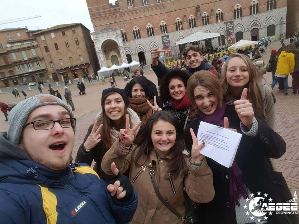 Happy New Years Event in Siena 01